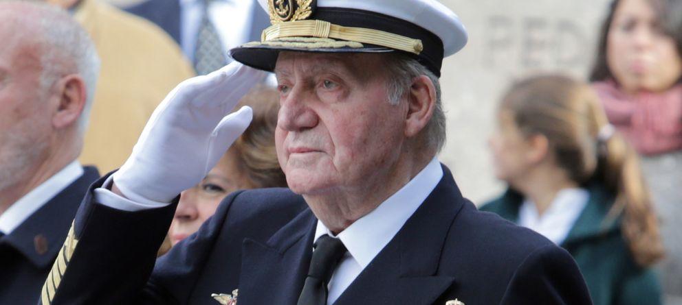 Foto: El Rey Juan Carlos, en una foto de archivo (Gtres)