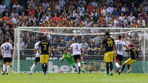 Diego Alves, fuerza mental para detener penaltis y tambien su salida del Valencia