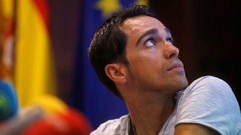 El golpe anímico de Contador tras quedarse sin sus dos objetivos del año