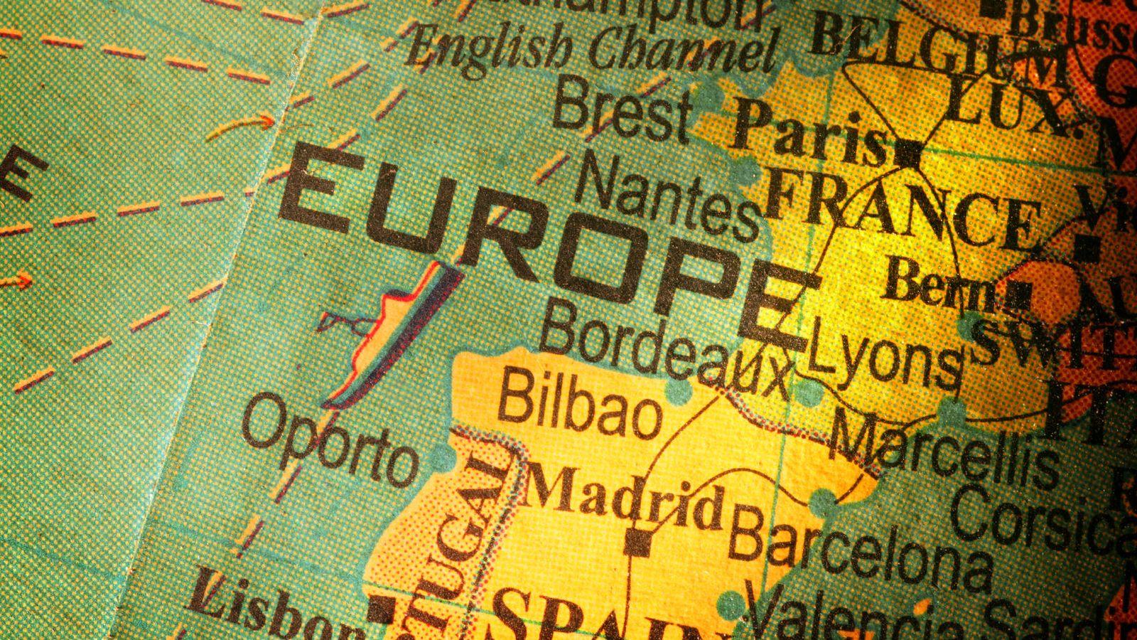 Foto: ¿Se viven más años de Madrid para arriba o para abajo? (iStock)