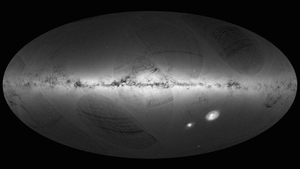 Desde la Tierra y el espacio: las imágenes más espectaculares de la Vía Láctea