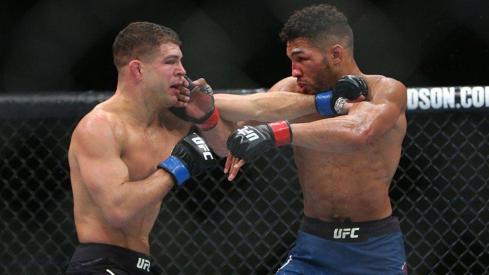 UFC Milwaukee: la lección de Al Iaquinta a Kevin Lee y el KO de Barboza