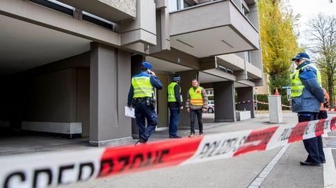 Objeto sospechoso cerca del consulado de EEUU en Zúrich