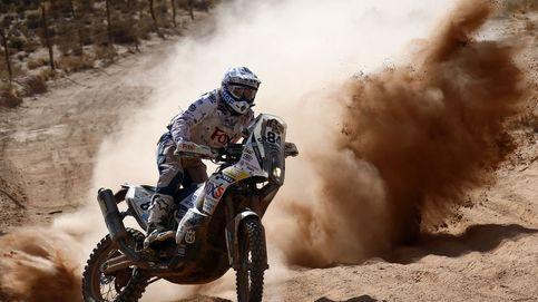 Cuando el Dakar aprieta a 5.000m... Yo, en mi caso, me meo encima
