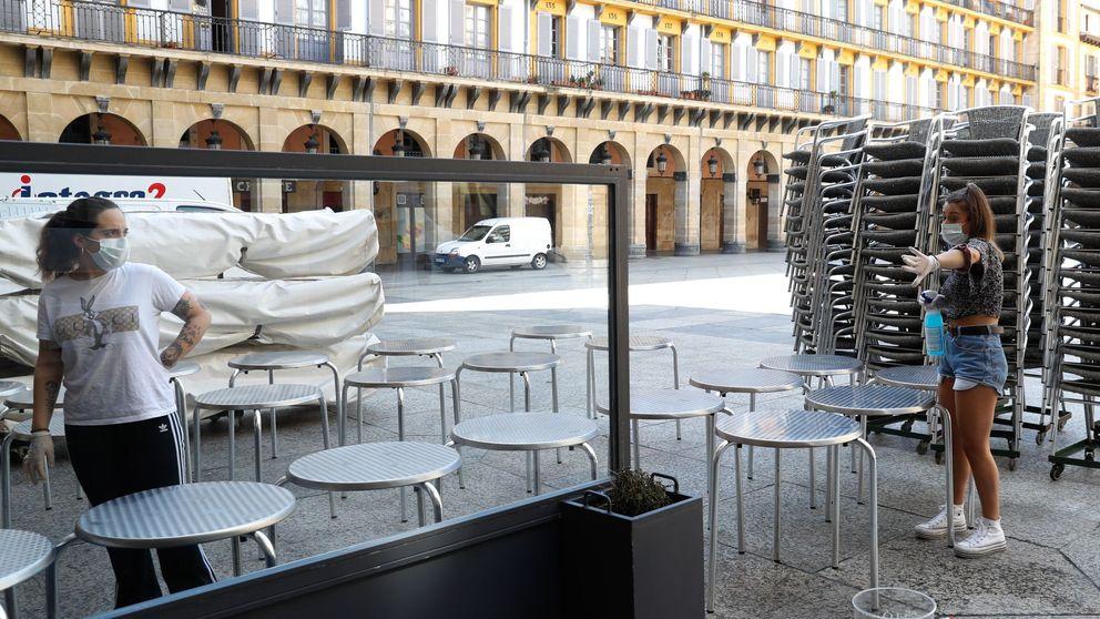 Las terrazas de Madrid podrán abrir más horas, poner música y ocupar aparcamientos