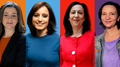 Levy, Arrimadas, Bescansa y Robles: así son las mujeres que debaten en A3