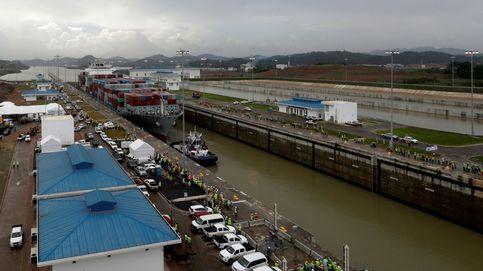 Por qué el Canal de Panamá se está quedando sin agua
