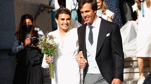 Mónica Aznar Oriol: un vestido 'low cost' y un anillo de 200.00 euros