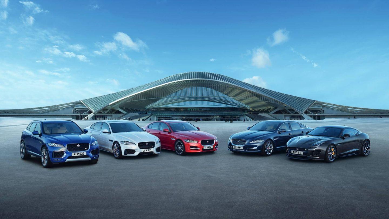 Motores Ingenium de Jaguar.