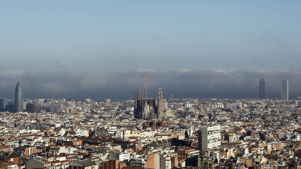 Foto: Skyline de la ciudad de Barcelona (Reuters)