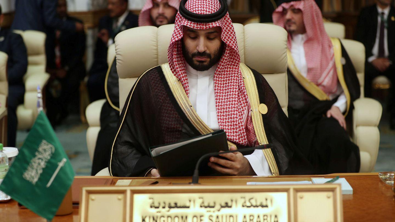 Mohammed bin Salman, el príncipe heredero de Arabia Saudí. (Reuters)