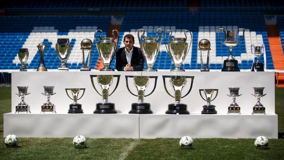 Florentino: Nadie del Real Madrid le ha pedido a Casillas que dejase el club