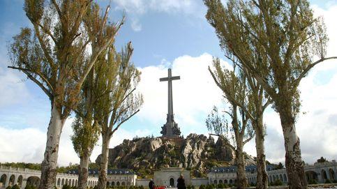 Últimas horas de Franco en el Valle: las maquinas están dentro, y el operativo, listo