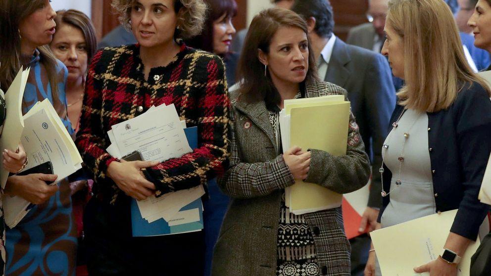 El PSOE intenta quitar a PP y Cs su poder de frenar iniciativas en el Congreso