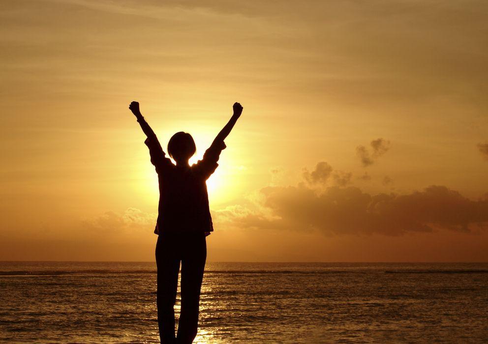 Foto: Numerosas pruebas confirman los beneficios del pensamiento positivo sobre la salud. (iStock)