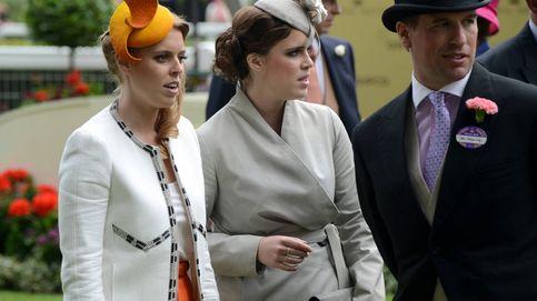 ¿Vuelven las 'hermanastras de Cenicienta'? El último look de Eugenia y Beatriz, a examen