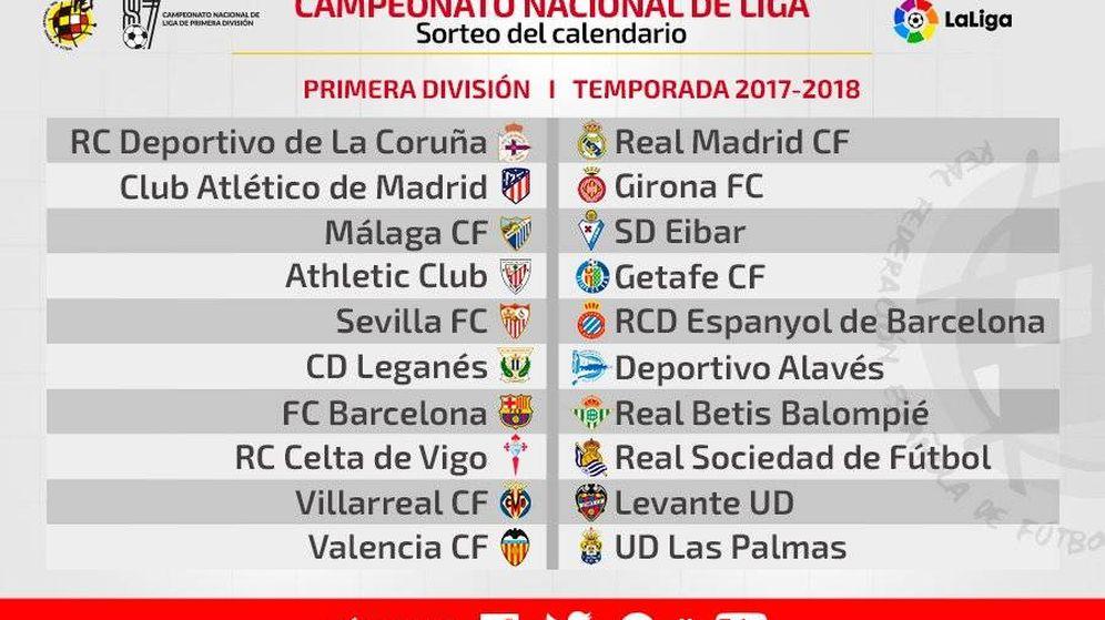 Real Madrid Calendario.Sorteo El Real Madrid Barcelona Se Juega El 20 De Diciembre