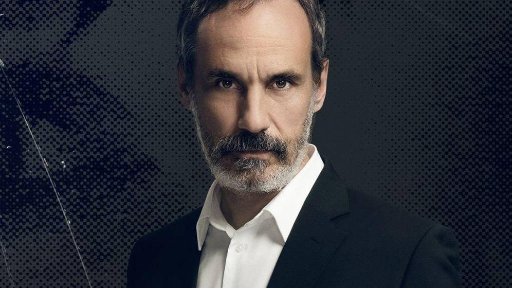 Foto: Juan Elías, protagonista de 'Sé quién eres'.