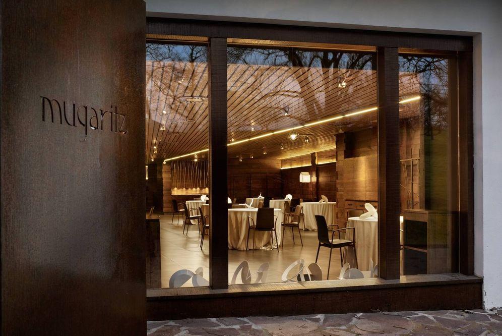 Foto: Restaurante Mugaritz. (Fotos: José Luis López de Zubiria)