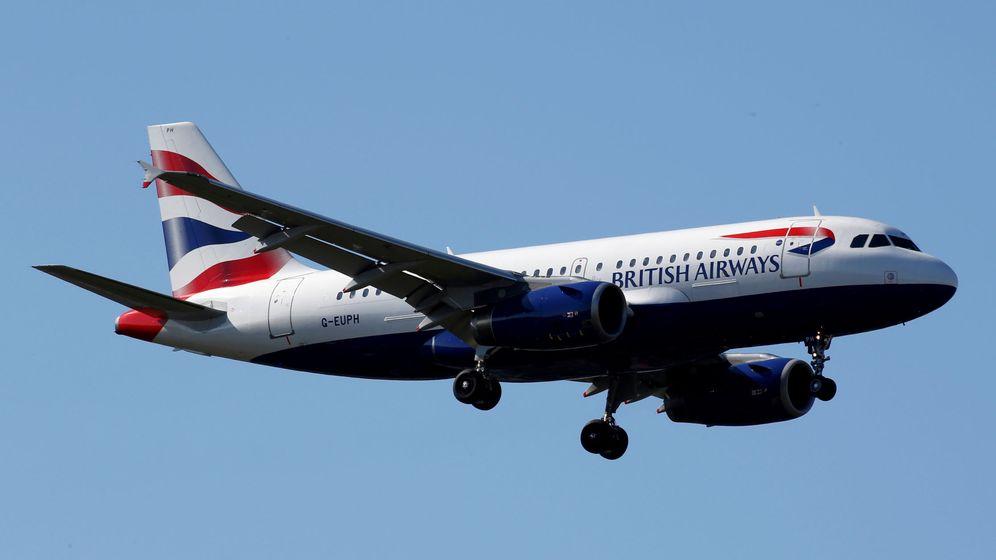 Foto: Imagen de un avión de British Airways. (Reuters)