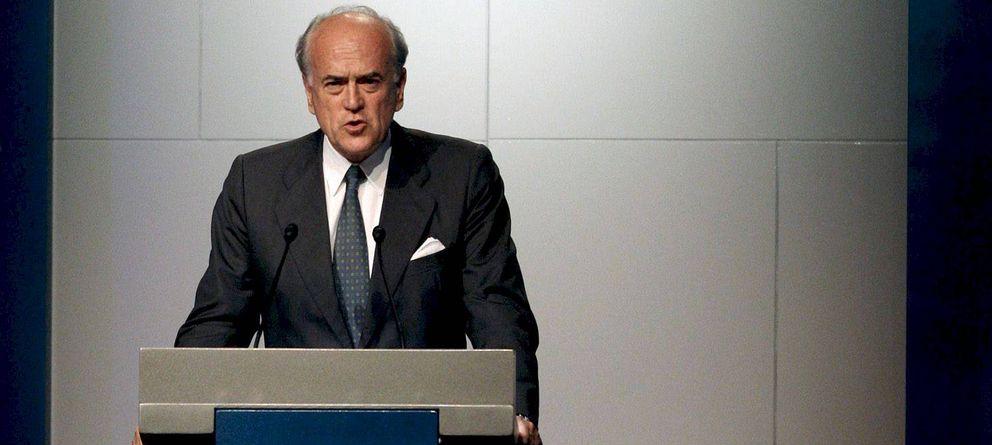 Foto: El expresidente de FCC Baldomero Falcones (EFE)