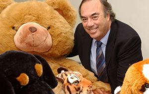 Urcelay, el juguetero mejor pagado de España: más de 11 millones