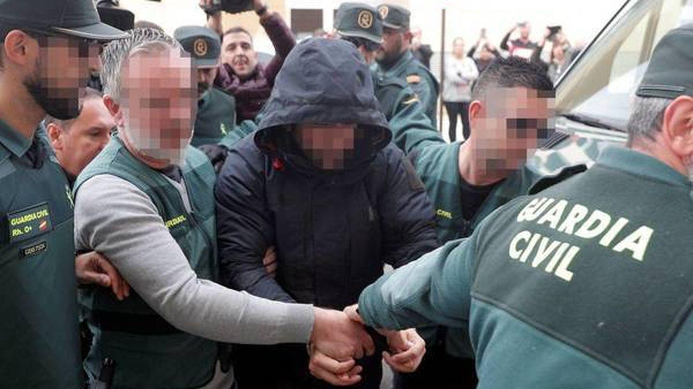 El sospechoso de la muerte de Marta Calvo, Jorge Ignacio P. J. (EFE)