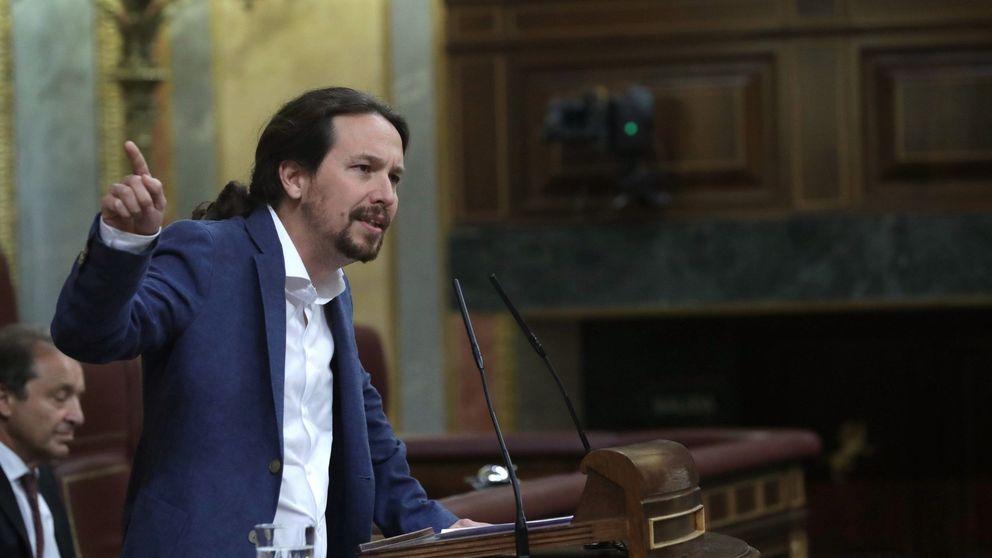 Iglesias saca guante de seda con Sánchez aspirando a formar parte de su Gobierno
