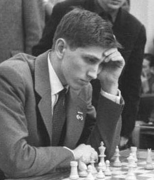 Foto: Bobby Fischer: un titán contra sí mismo