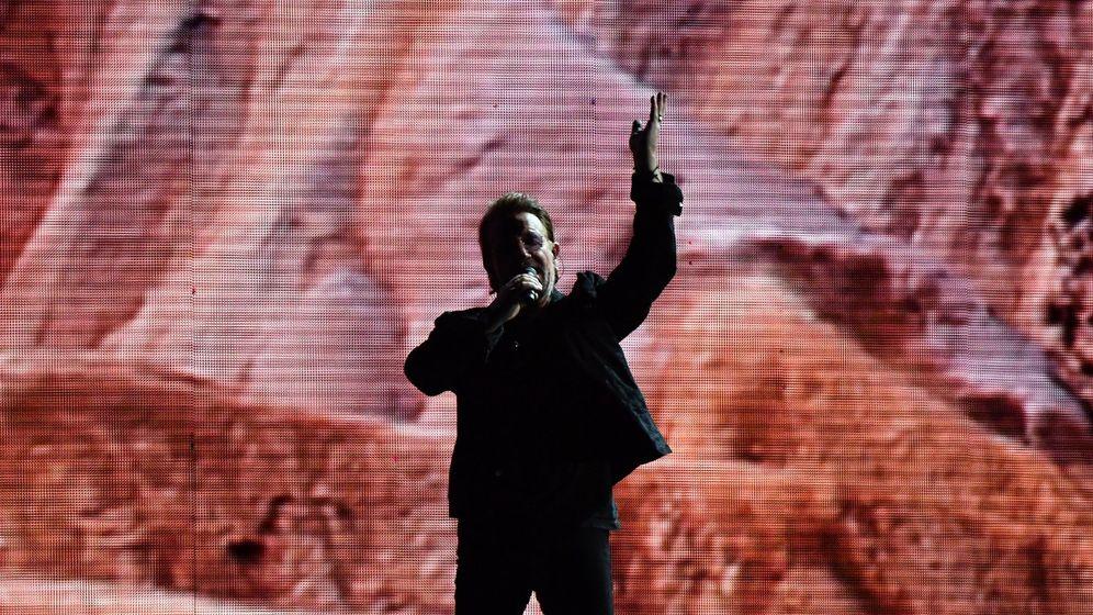 Foto: Bono cumple 60 años y lo hace en plena forma (EFE EPA/Dean Lewins)