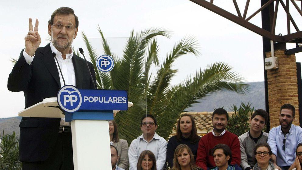 Así ha sido la comparecencia de Rajoy tras firmar el decreto de convocatoria del 20D