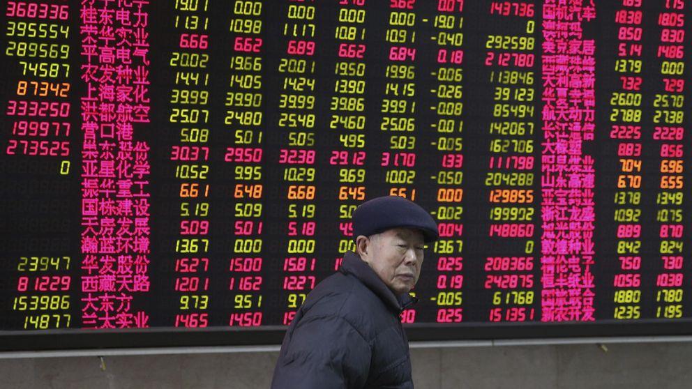 El temor al aterrizaje brusco de China amarga el arranque del año en la bolsa
