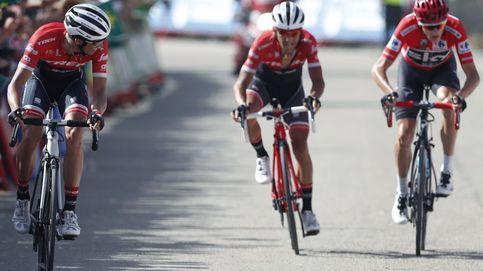 Froome y Contador se dan la mano en una alinaza para luchar contra los demás