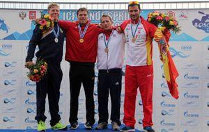 En un 'Mundial de transición', dos bronces en Moscú pensando en Río
