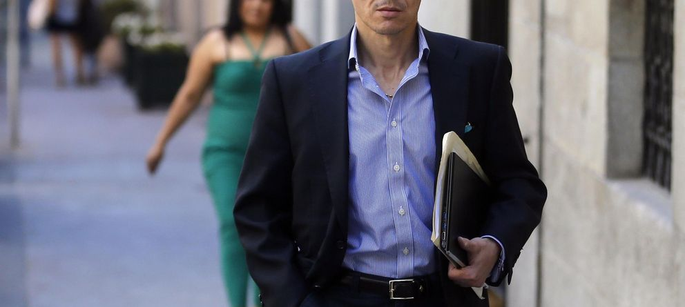 El juez Pedraz cita a declarar a Jenaro García el próximo lunes como imputado