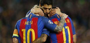 Post de La surrealista historia del fichaje de Neymar por el Barcelona tras una patada