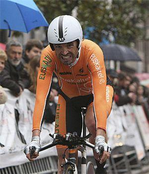 Nibali gana una espectacular cronoescalada en la que Samuel Sánchez acaba segundo