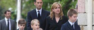 Foto: Los hijos de los duques de Palma siguen una vida escolar normal pese a la situación de sus padres