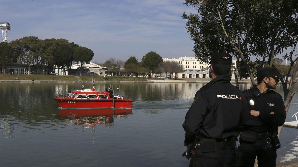 Un barco de la Armada con un sonar busca a Marta del Castillo en el Guadalquivir
