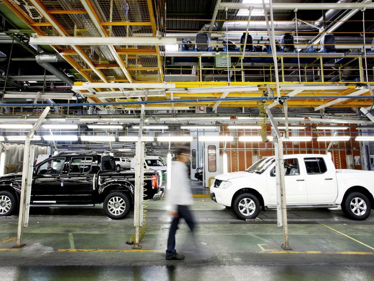 Foto: Fábrica de Nissan en Barcelona. (EFE)