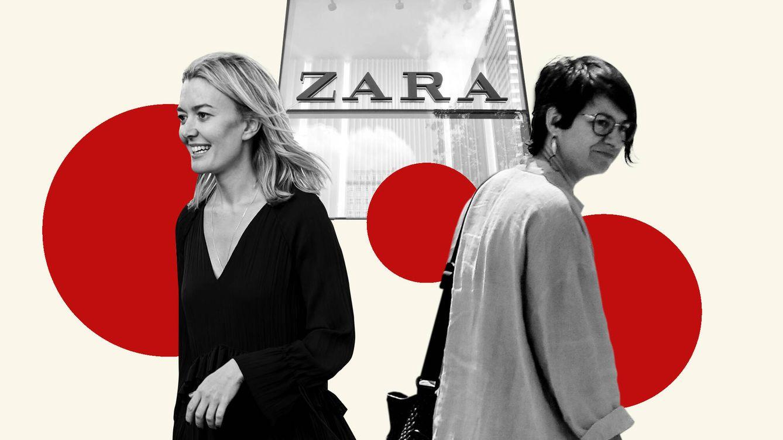 Sandra y Marta Ortega, dos formas diferentes de asumir la 'herencia' de Inditex