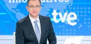 Post de TVE fulmina a Carreño, presentador del 'Telediario Fin de Semana'