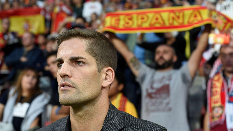 Robert Moreno, seleccionador absoluto. (Efe)