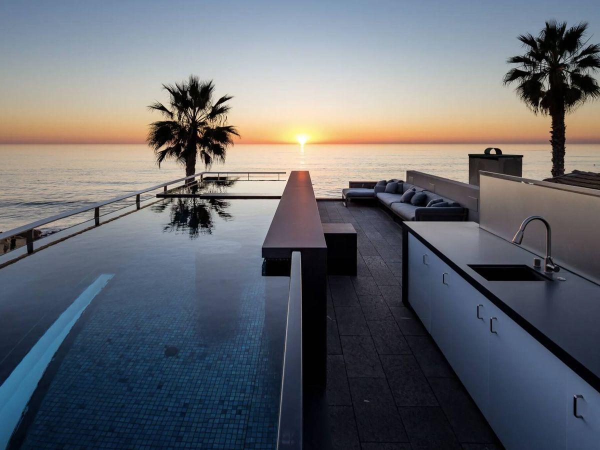 Foto: Si tienes más de un millón de dólares para gastar, puedes ser copropietario de esta casa. Foto: Pacaso.