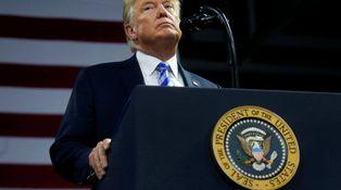 Cinco claves para entender por qué los mercados anticipan la caída de Trump