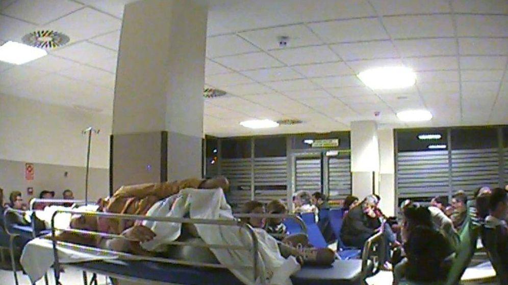 Foto: Una imagen de una sala de urgencias en un hospital andaluz.
