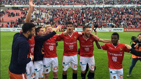 El Nàstic de Tarragona regresa a la Liga Adelante tras su victoria ante el Huesca