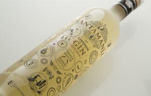 Santamanía London Dry Gin Reserva, el as de copas