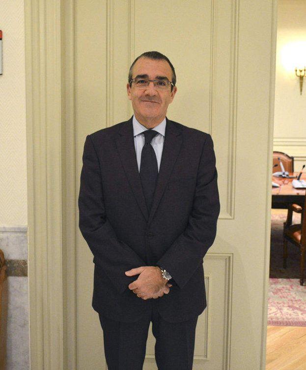 Foto: El magistrado Juan Pedro Yllanes Suárez. (EFE)