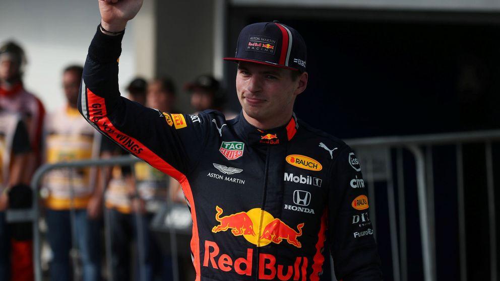 Resultado Fórmula 1: brutal pole de Verstappen y el motor arruina a Carlos Sainz